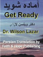 Get ready and Know The Truth a Persian Book by faith & Hope Library and Publishing, Get Ready for Eternity a farsi Book for Iranian Christians