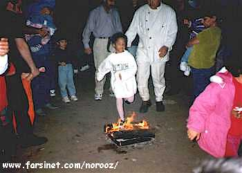 Click here for more information on Charshanbeh Suri - Nowruz Fire Festival, Chahar Shanbeh Soori, Last Wednesday of Persian Year New Year Tradition, Nowruz Traditions from Ancient Iran, Persian New Year Fire Festival